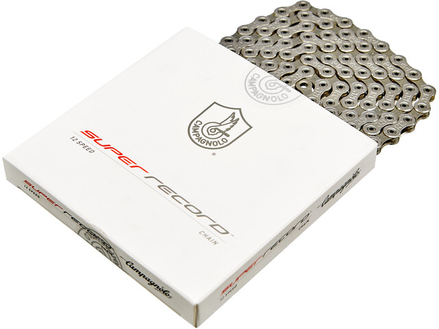 CAMPAGNOLO Super Record Bicycle Chain 12-speed 114 Links